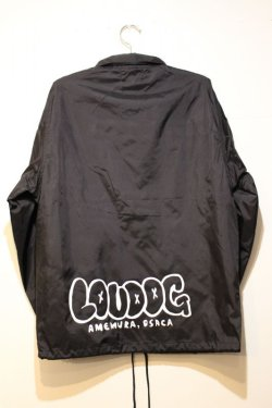 画像2: [LOU DOG] LOUDOG WIND BREAKER -Black-