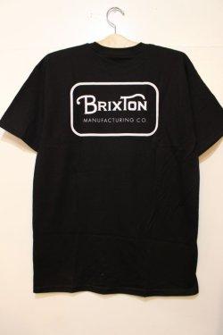 画像3: 【BRIXTON】 GRADE S/S STAND-Black-