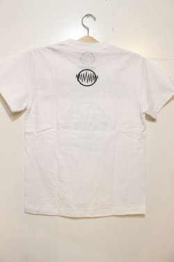 画像3: [SANTAMONICA SUMMER WEAR] SMSW logo Tee -White/Black-