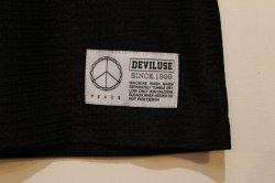 画像3: [Deviluse] Logo Blood Basketball Tank-Black-