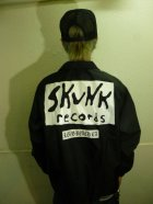 他の写真3: [SKUNK records] Classic ZIP HOODIE-BLACK-