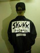 他の写真3: ☆SALE50%OFF[SKUNK records] Classic ZIP HOODIE-BLACK-※裏起毛Sサイズのみ