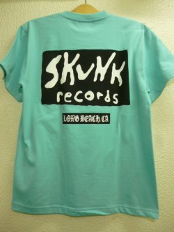 画像5: [SKUNK records] Best of SKUNK S/S Tee -Mint Green-