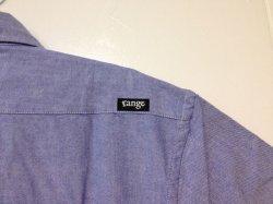 画像3: ☆SALE30%OFF [range] big R pile wappen B.D. shirts  -Blue- ※Mサイズのみ