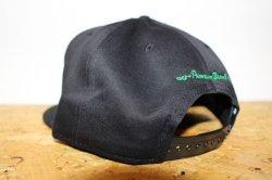 画像2: [seedleSs] sd New era snap back -Black/Green-