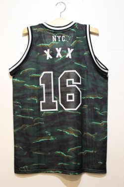 画像3: ☆SALE50%オフ [DEVILUSE] DEVIL Basketball Tank -Green- ※S,Mサイズのみ