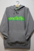 [seedleSs] COOP PULL OVER HOODY -H.GRAY-