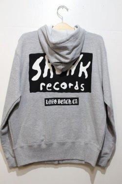 画像3: [SKUNK records] Classic ZIP HOODIE-GRAY-