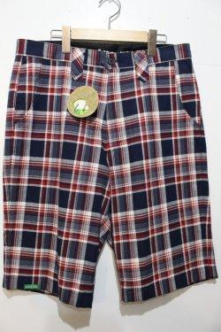 画像1:  ☆SALE30%OFF [seedleSs] SD check shorts -red- ※Mサイズのみ