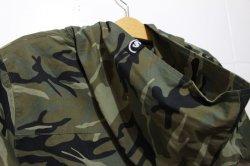 画像4: [seedleSs]Zip hoody shirts-Voodland camo- ※Mサイズのみ