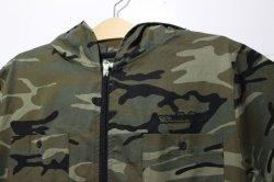 画像2: [seedleSs]Zip hoody shirts-Voodland camo- ※Mサイズのみ
