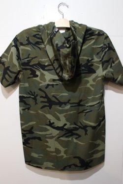 画像3: [seedleSs]Zip hoody shirts-Voodland camo- ※Mサイズのみ