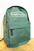 [seedless] SD Color back pack-green-