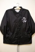 [LOU DOG] LOUDOG Skate WIND BREAKER -Black-