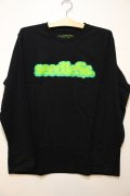 [seedleSs]CoopRegular L/S Tee -BLACK-