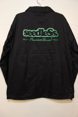 画像3: [seedleSs] SD standard coaches jkt -black-