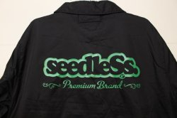 画像4: [seedleSs] SD standard coaches jkt -black-