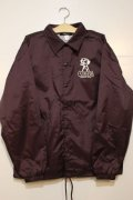 [LOU DOG] LOUDOG WIND BREAKER -Burgundy-