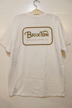 画像3: 【BRIXTON】 GRADE S/S STAND-White-
