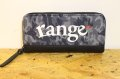 [range] range long camo wallet -Blue Camo-
