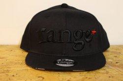 画像1: [range] range original snap back cap -Black-