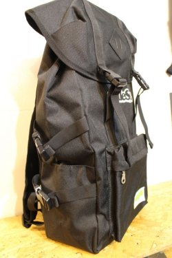 画像3: [seedless] Coverd back pack-Black-