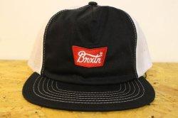 画像2: 【BRIXTON】STITH MESH CAP-Black-