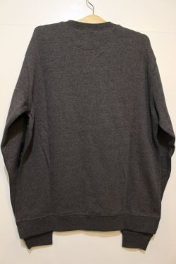 画像4: 【BRIXTON】POTRERO CREW FLEECE -CHACORL HEATHER-※Mサイズのみ