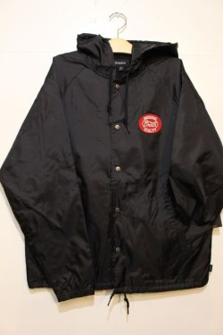 画像1: 【BRIXTON】MERCED JACKET -BLACK-