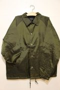 【BRIXTON】STITH WINDBREAKER -OLIVE/BLACK-