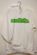 [seedleSs] COOP PULL OVER HOODY-White-※Lサイズのみ