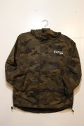 [range] range basic mountain parka-Camo- ※XLサイズのみ