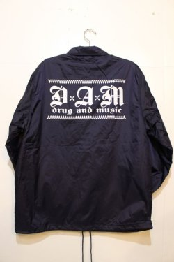 画像3: [DxAxM] KLASSIC WINDBREAKER -Navy/White-
