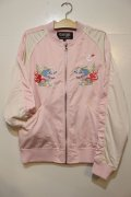 ☆SALE30%OFF[range] rg dragon ska jkt -Pink-※Mサイズのみ