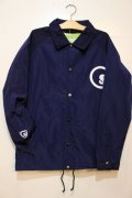 [seedleSs] SD premium orginal coaches jkt -Navy-