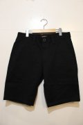 【BRIXTON】TOIL HEMMED SHORT -Black-