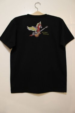 画像3: [SANTAMONICA SUMMER WEAR] SMSW PARROT GUITAR-Black-