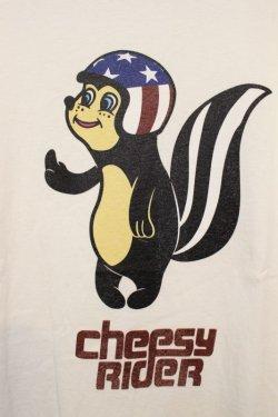 画像3: [ANIMALIA] CHEESY RIDER (champion BODY) -WHTxNAVY-
