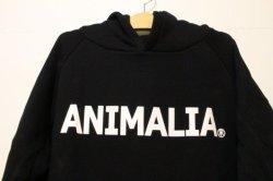 画像2: [ANIMALIA] AN17A  SW01 LOGO -Black-※Lのみ