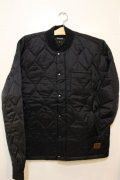 【BRIXTON】CRAWFORD JACKET-BLACK-