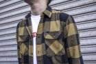 他の写真3: 【BRIXTON】ARCHIE -Green Plaid-