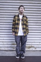 他の写真1: 【BRIXTON】 Bowery-Red/Heather Grey/Navy-