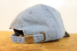 画像2: [Deviluse]D Denim Cap-Light Blue-
