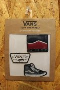 [VANS] PATCH PACK