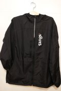 [range] rg lipstop zip up hoody JKT-Black-