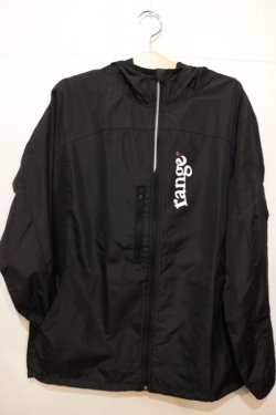 画像1: [range] rg lipstop zip up hoody JKT-Black-