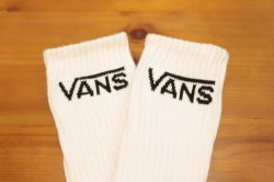 画像2: [VANS] VANS SOX -White/Gray/Black-