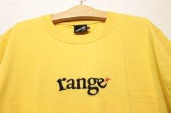 画像2: [range]rg EMB S/S tee-Yellow-