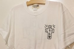 画像2: [LOU DOG] LOU DOGTOWN Tee -white-