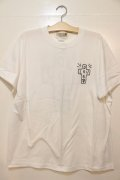 [LOU DOG] LOU DOGTOWN Tee -white-